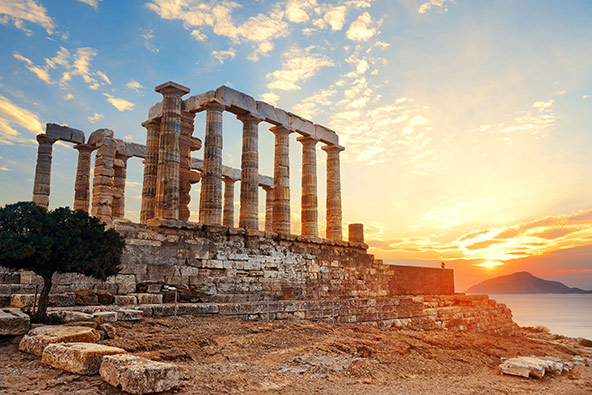 מקדש פוסידון בכף סוניון, ליד אתונה