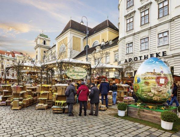 שוק חג הפסחא | צילום: © WienTourismus/Christian Stemper
