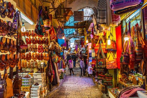 מה לקנות בעיר העתיקה בירושלים?