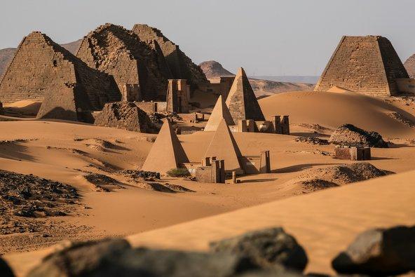 אתרים וטיולים בסודן
