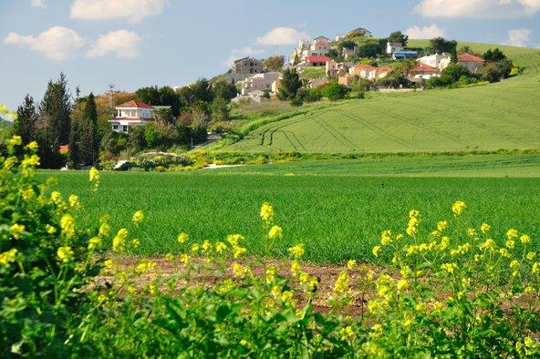 המגורים בישוב כפרי קטן מבטיחים איכות חיים לתושבים, לא בהכרח לסביבה