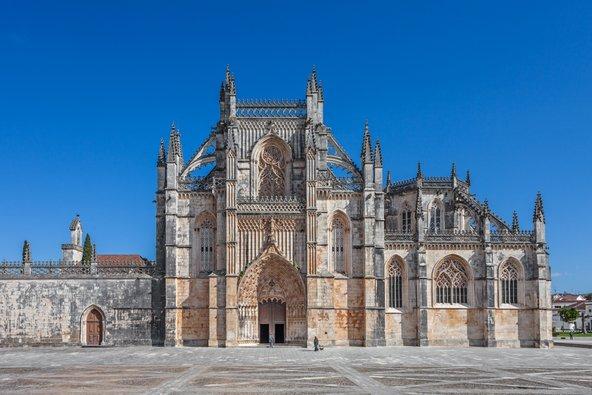 מנזר בטאליה, מהמנזרים המרשימים בפורטוגל