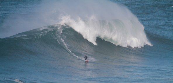 גולש גלים בנזארה, המכה של הגולשים