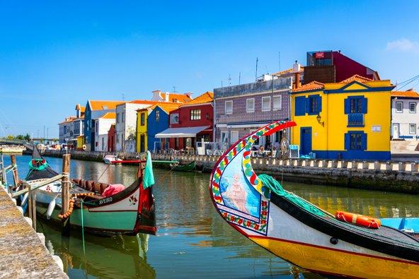 עיר התעלות אוויירו, ונציה של פורטוגל