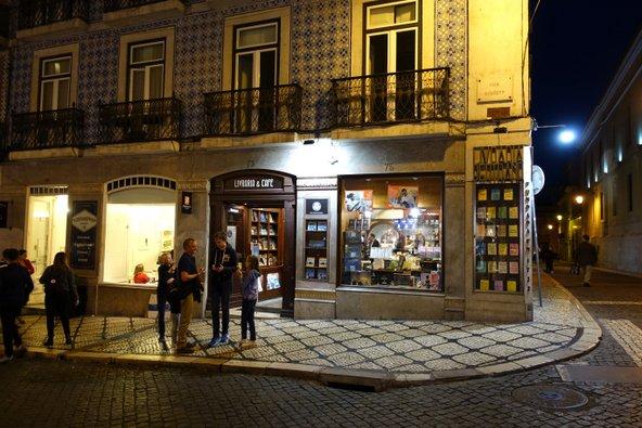 BERTRAND, חנות הספרים העתיקה בעולם | צילום: Cmspic / Shutterstock.com