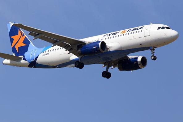 ישראייר: גידול משמעותי בכמות הנוסעים בפברואר