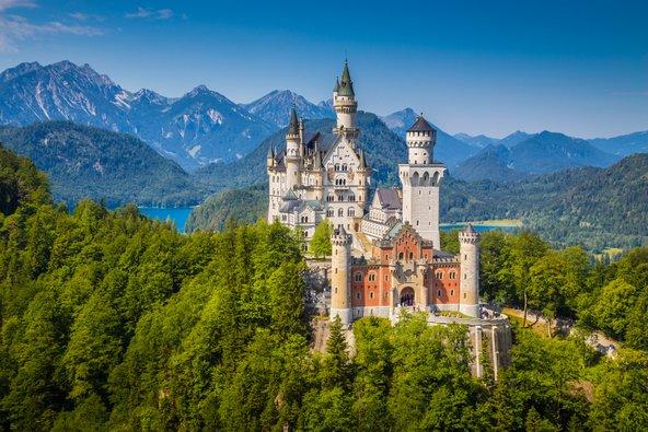 אל תוותרו על טיול יום לטירת נוישוונשטיין