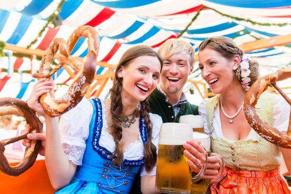 פסטיבל אוקטוברפסט, פסטיבל הבירה המפורסם בעולם