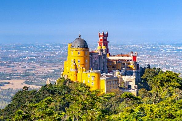 ארמון פנה בסינטרה, אחד מטיולי היום הכי מוצלחים מליסבון