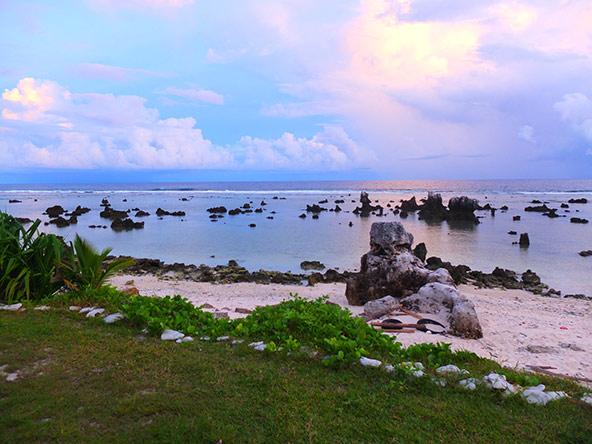 חוף בנאורו, המדינה היחידה בעולם שאין לה עיר בירה רשמית