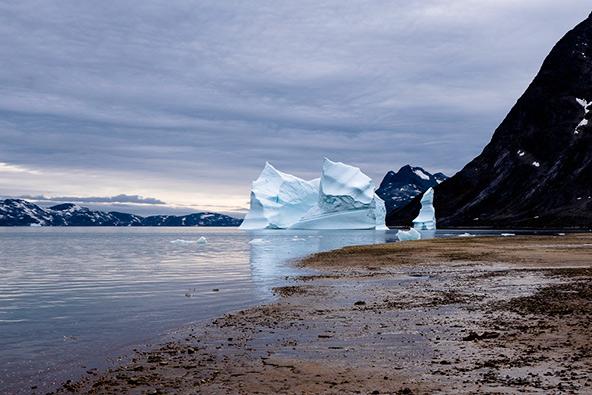 לטייל אל תופעות הטבע: קרחונים