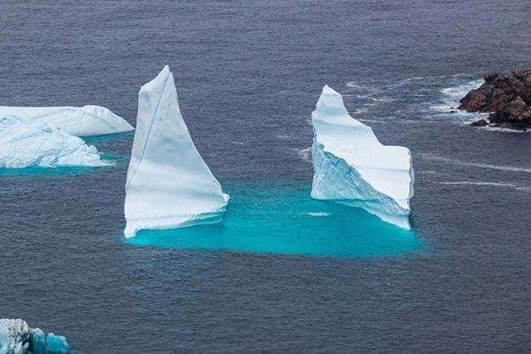 קרחונים בשפיצברגן
