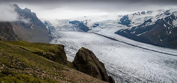 קרחון סווינפל באיסלנד | צילומים בכתבה: יזהר דמטר