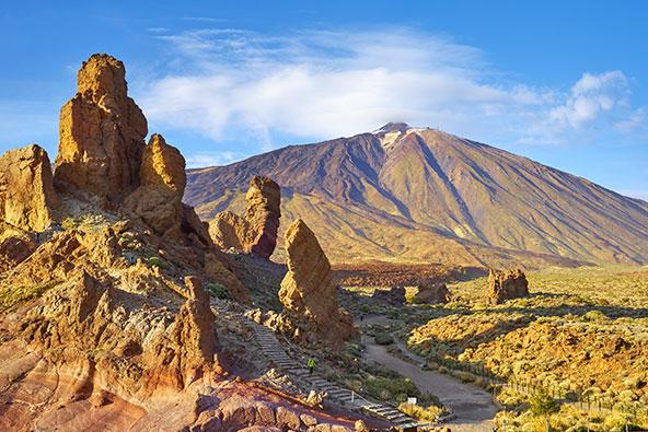 הר הגעש טיידה בטנריף