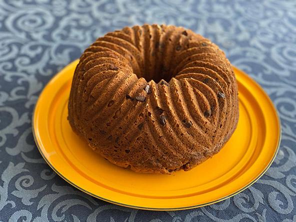 צילי קורן, עוגה
