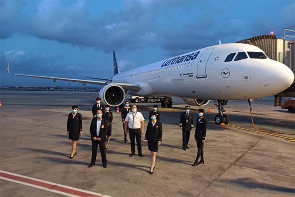 לופטהנזה מחדשת טיסות לישראל