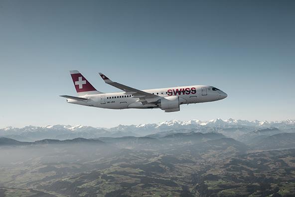 חברת התעופה השווייצרית מחדשת טיסות מישראל