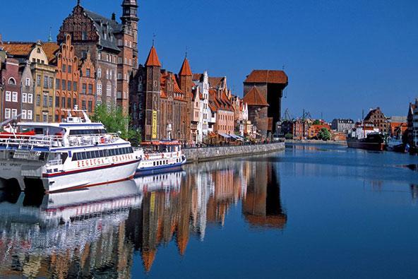ורשה וגדנסק ברשימת הערים הבטוחות באירופה