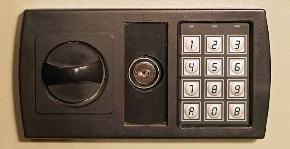 האם ניתן לסמוך על כספת בבית מלון?