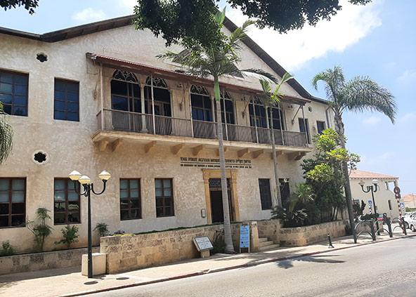 בית הפקידות המרשים הפך למוזיאון העלייה הראשונה