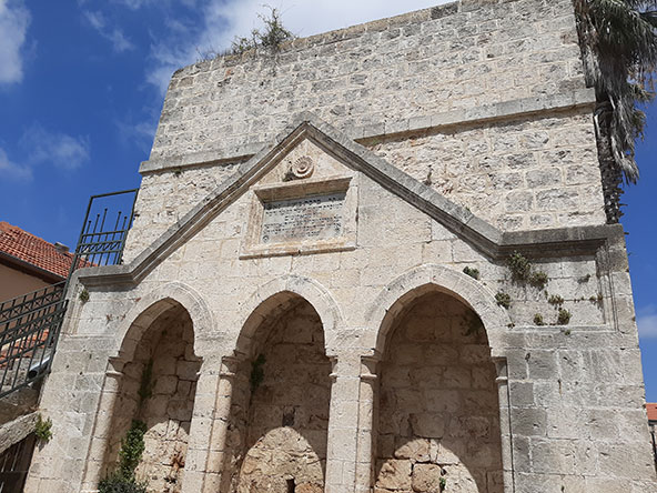 טיול בזכרון מוביל את המבקרים לשלל פינות חמד ומקומות היסטוריים מעניינים