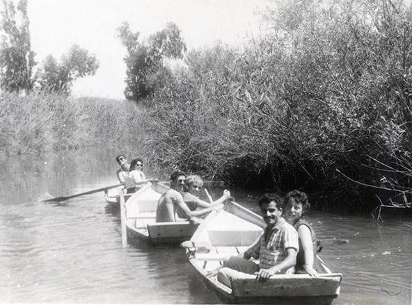 וכך זה נראה בשנת 1962   הצילום באדיבות הארכיון העירוני לתולדות העיר אשדוד