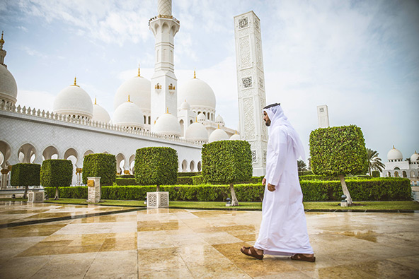 מסגד שייח זאיד הגדול באבו דאבי