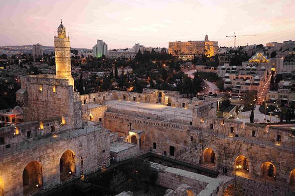מגדל דוד מציע סיורים מיוחדים בירושלים