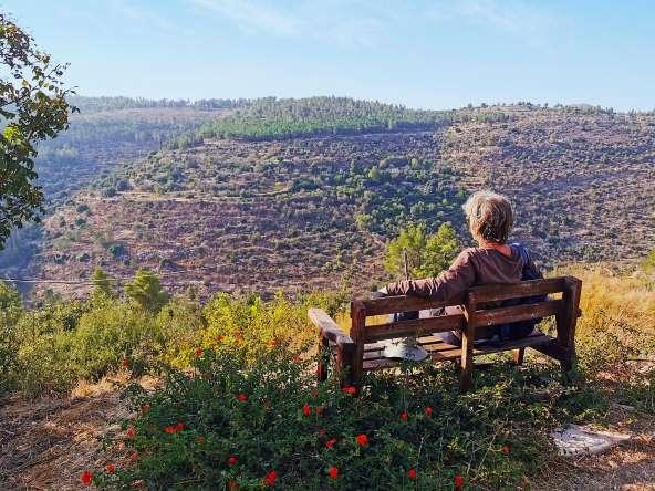 מבוא לנדודים 4: מול הרי ירושלים
