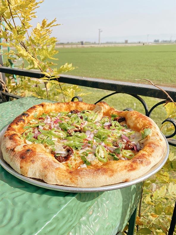 מסעדת ארטישוק. לאכול מול נוף השדות | הצילום באדיבות המסעדה