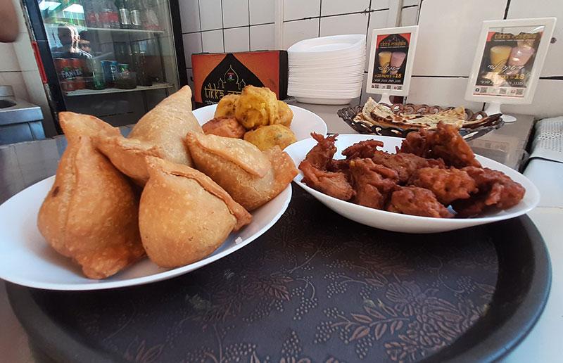 השיבה להודו: מנות במסעדת טיקה מסאלה | צילום: רותם בר כהן