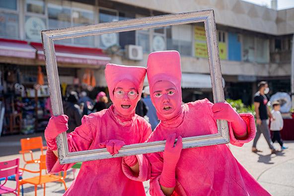 פסטיבל אילת לתיאטרון רחוב