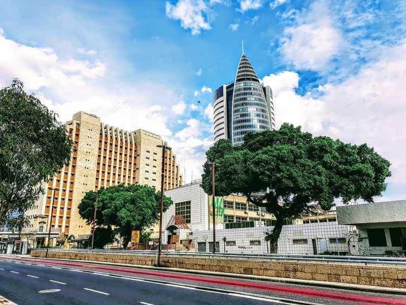העיר התחתית של חיפה, צילום תומר פוקס
