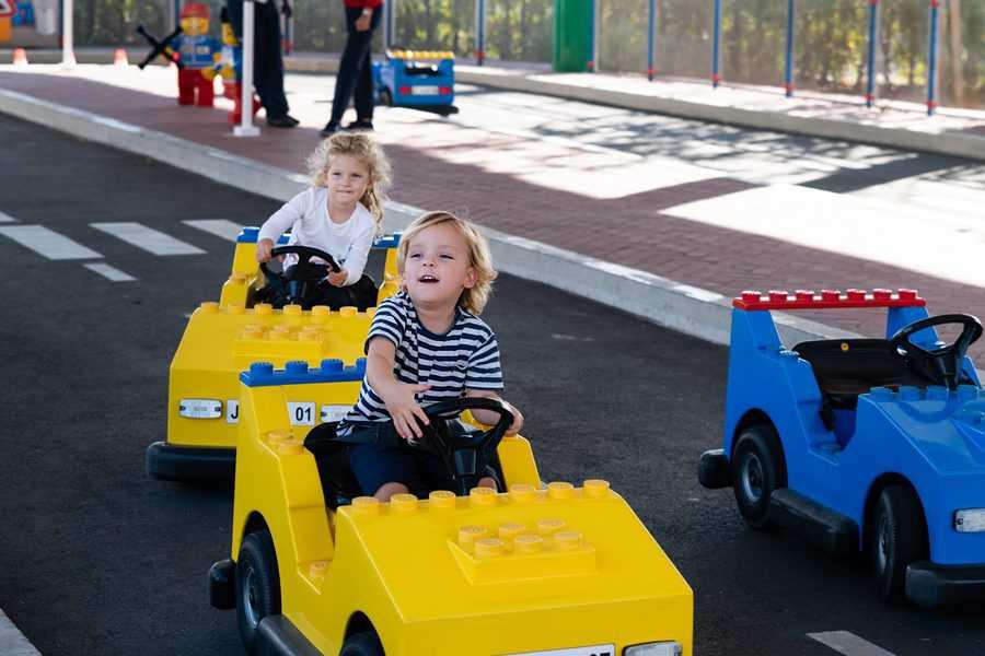 קורס נהיגה לנהגים צעירים (מאוד) בלגולנד