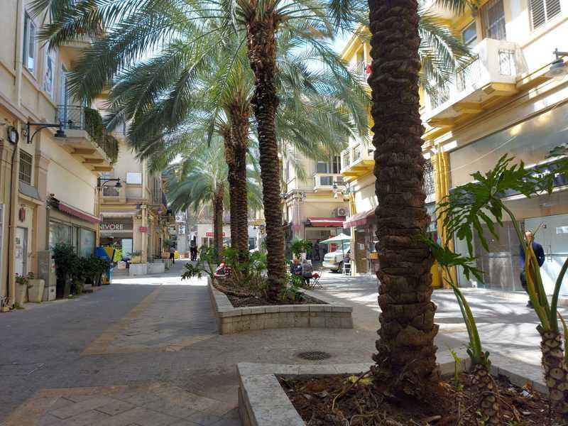 מתחם 21 במקום בו פעל פעם המרכז המסחרי הראשון בישראל