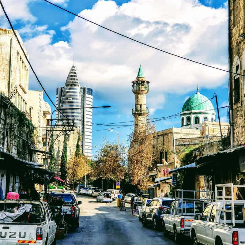 חיפה הפחות מוכרת: העיר התחתית ושוק הפשפשים