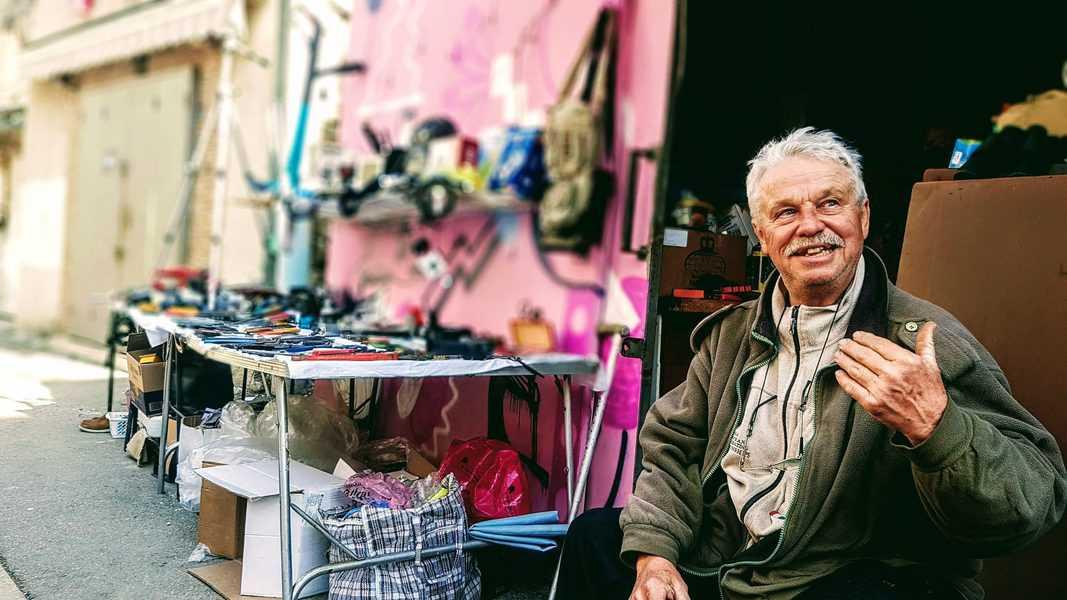 שוק הפשפשים החיפאי, המקום המושלם למציאת פריטים מיוחדים במחירים סבירים   צילומים: תומר פוקס