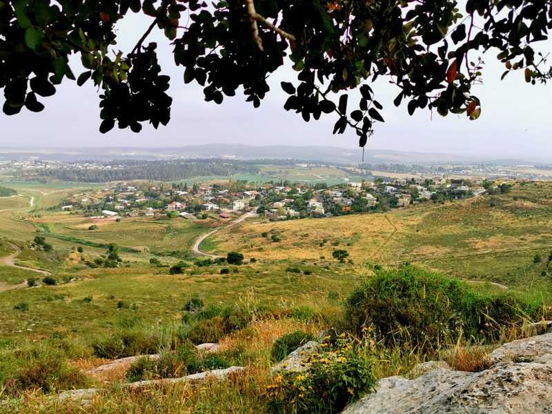 ביקור פרידה במקום שהיה ביתי שנים רבות והוא כפר אוריה בשפלת יהודה