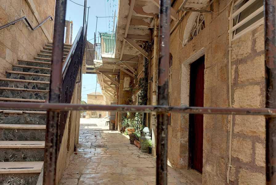 שוק מחנה יהודה ונחלאות – ירושלים מתעוררת