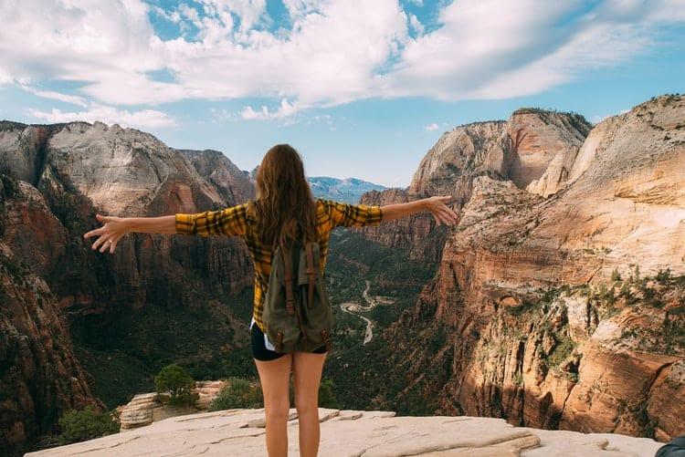 מחזור בטבע – טיפים נשיים לטיול בטבע
