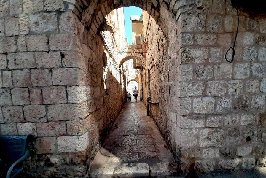 סמטאות בנחלאות   הצילומים בכתבה: רותם בר כהן