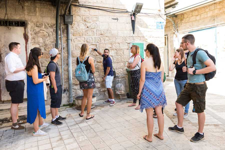 Initiative, vision and inspiration in Nazareth