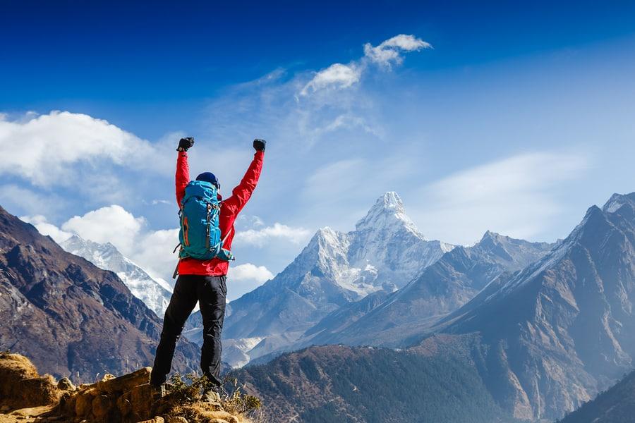 כל אחד והאוורסט שלו: סיפור מסע - נפאל - מסע אחר