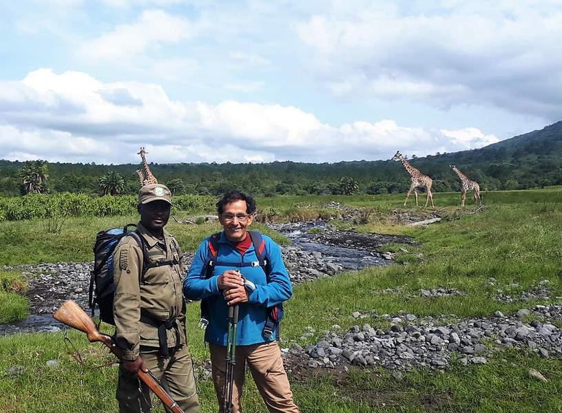 מסע התבגרות בטנזניה