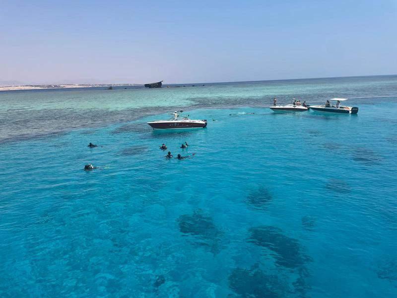 המים הכחולים... צילום דפנה גרגיר