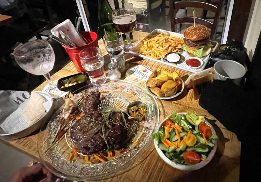 מסעדת החבית. צילום מאי חורש