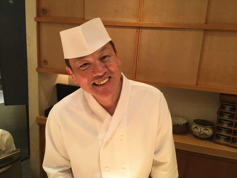 מסעדה בטוקיו: סושי יושיטאקה, *** מישלן