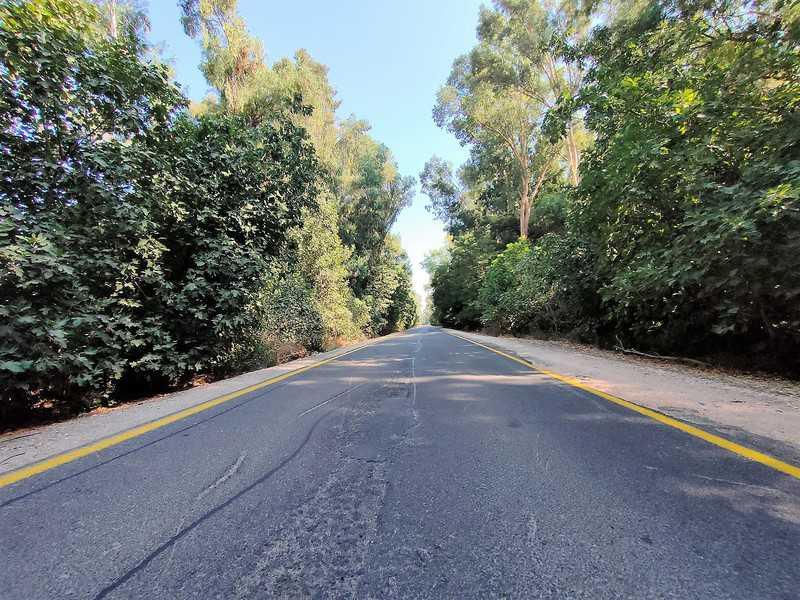 הכביש הנסתר בעמק החולה: טיול בכביש 918