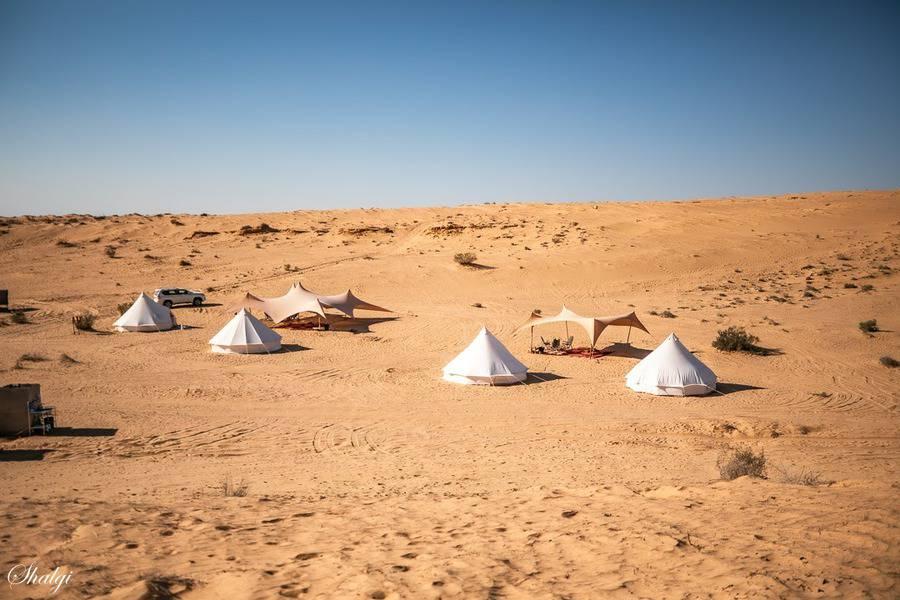 הרפתקה במדבר. בלב הדיונות, הכי קרוב לטבע   צילום: בר שלגי